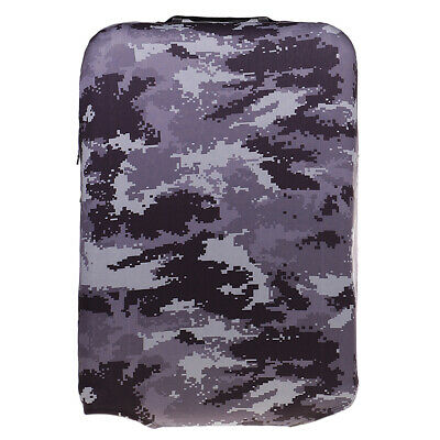 £12.06 • Buy Camouflage Color Elastic Spandex Luggage Cover Suitcase Protector S M L XL