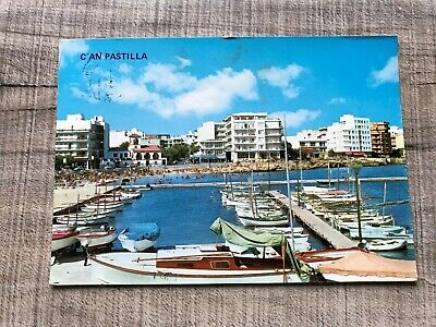 Collectable Postcard Spain Can Pastilla Mallorca (d108) • 2.49£