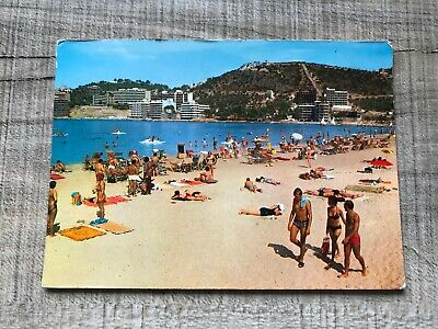 Collectable Postcard Santa Ponsa Mallorca (d623) • 2.49£