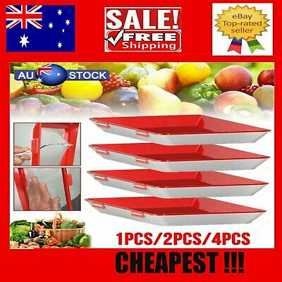 AU38.62 • Buy Creative Food Preservation Tray Healthy Kitchen Tools Storage Container Set