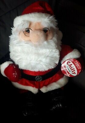 Chilly And Friends - 18  Father Christmas Plush • 16.95£