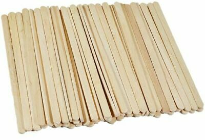 200 X Wooden Stirrers Perfect For Tea & Coffee 140mm Long FREE QUICK DELIVERY UK • 3.79£