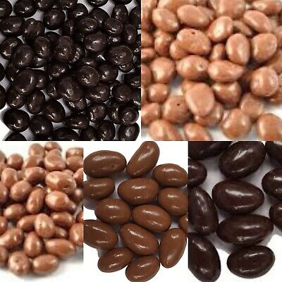 £4.50 • Buy Traditional Sweets - Chocolate Brazil Nuts - Peanuts - Raisins - Coffee Beans
