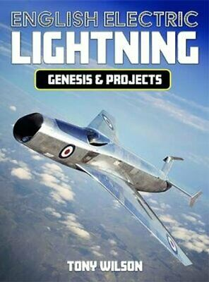 £10.87 • Buy English Electric Lightning Genisis And Projects By Tony Wilson 9781911658405