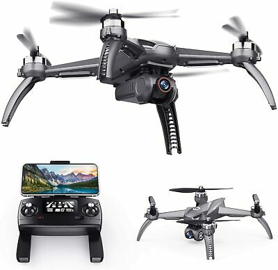 AU230.37 • Buy SANROCK B5W GPS Drone With 4K UHD Camera For Adults Kids Beginners Quadcopter