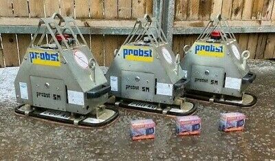 Probst SM 400 Vacuum Slab Lifter, Flag Lifter  Brand New Charger Ready For Work  • 950£