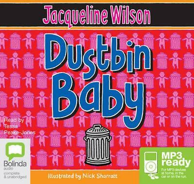 £16.49 • Buy Dustbin Baby By Jacqueline Wilson (English) Free Shipping!