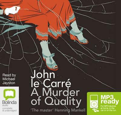 £24.99 • Buy A Murder Of Quality By John Le Carre (English) Free Shipping!