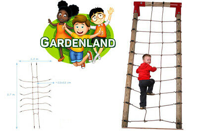 £29.99 • Buy Large Net 1.50x2.70m For Climbing Frame CE Certificate Playground Equipment