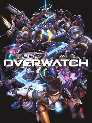 AU54.21 • Buy The The Art Of Overwatch - 9781506703671