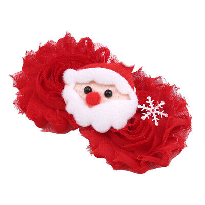 $ CDN2.28 • Buy Elastic Toddler Hair Headbands Kids Girls Santa Claus Elk Hairband Accessories R