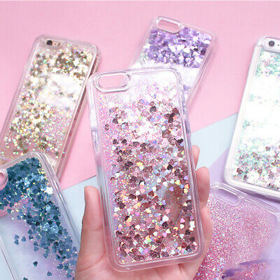 Bling Glitter Cover Case For Huawei P20 P30 P40 Honor 8 10 20 30S Mate 10 20 Pro • 3.59£