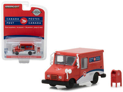 $15.34 • Buy  Canada Post  Llv Mail Delivery Vehicle & Mailbox 1/64 By Greenlight 29889