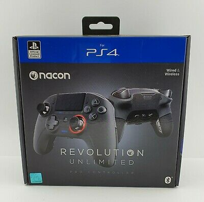 AU199 • Buy Nacon Revolution Unlimited Pro Controller For PS4