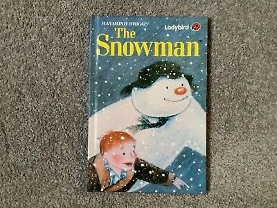 £9.99 • Buy Vintage Ladybird Book – The Snowman – Raymond Briggs – First Edition As New