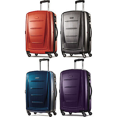View Details Samsonite Winfield 2 Fashion 24 Inch Hardside Spinner Luggage Suitcase 4 Colors • 119.00$