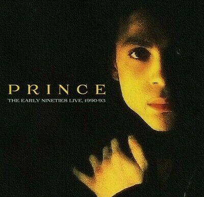 PRINCE - The Early Nineties Live, 1990-93. New 5CD Box Set + Sealed. **NEW** • 12.99£