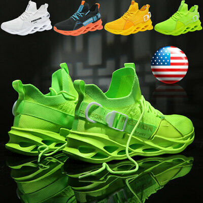 $27.99 • Buy Men's Athletic Sneakers Sports Running Fashion Jogging Casual Tennis Shoes Gym