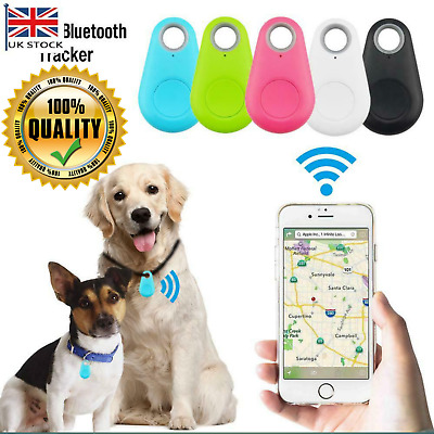 Smart Wireless Bluetooth 4.0 Key Finder ITag Anti Lost Tracker Alarm GPS Locator • 2.99£
