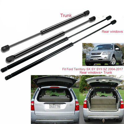 AU22.74 • Buy Vehicle Rear Window Glass+Tailgates Gas Struts For Ford Territory 2004-2017
