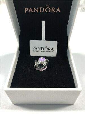S925 Genuine Silver Pandora Disney, Mrs. Potts & Chip Beauty And The Beast Charm • 17.99£