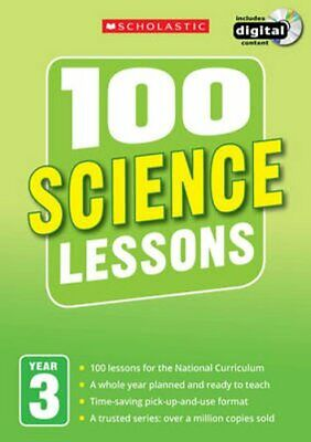 100 Science Lessons: Year 3 By Malcolm Anderson 9781407127675 | Brand New • 19.50£