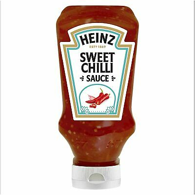 £2.50 • Buy Heinz Sweet Chilli Sauce, Sweet And Subtle With A Hint Of Garlic 220ml