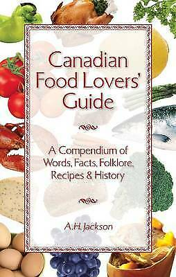 Canadian Food Lovers' Guide - 9781551056388 • 12.36£