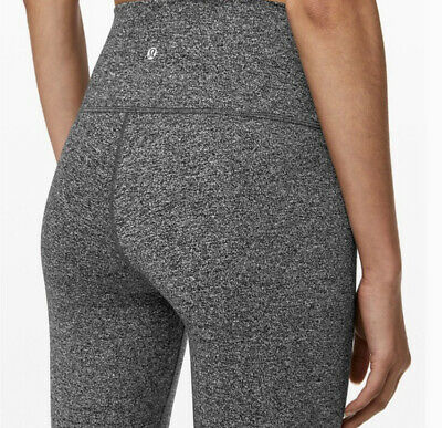$ CDN94.93 • Buy NWT Lululemon Leggings Wunder Under Hr Tight Gray Size 10