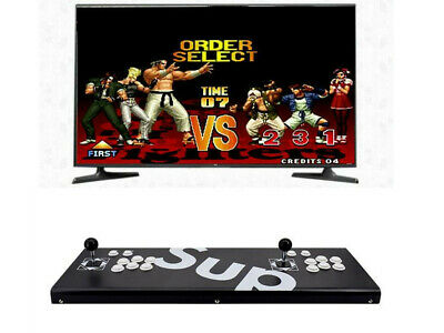 AU174.99 • Buy Pandora's Box 9D Retro Arcade Games Video Console Joystick Game TV PC KOF