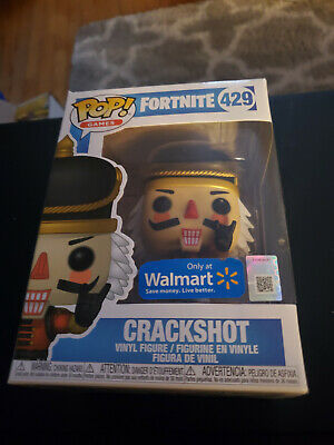 $ CDN12.13 • Buy FUNKO POP! Fortnite Crackshot #429 Walmart Exclusive