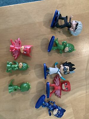 Pj Masks Figures Bundle • 4.80£