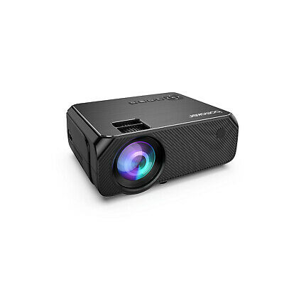 AU265 • Buy BOMAKER GC355 Wireless Mini Projector Full HD Support, 6000 Lux, Portable (2020)
