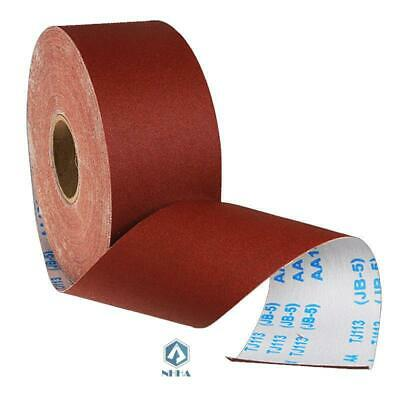 Emery Cloth Roll Polishing Sandpaper 60-1000 Grit For Grinding Woodworking Tool • 4.85£