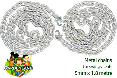 Metal Swing Seat Chains  • 19.99£