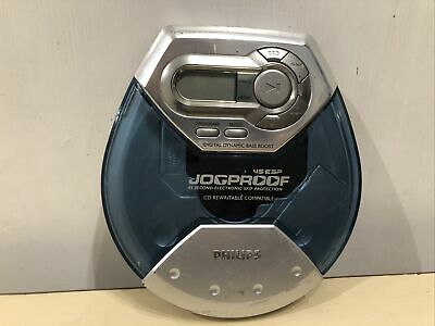 PHILIPS AX5111/17 Quality Personal CD Player,Shockproof TESTED • 14.99£
