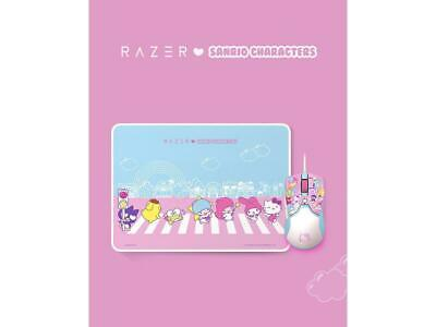 AU162.34 • Buy Razer Viper Hello Kitty I SANRIO Pink Exclusive Mouse Wired Mouse And Pad Combo