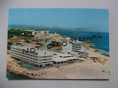 P076 Colour RP Postcard # Hotel Son Baulo Can Picafort Mallorca • 0.99£