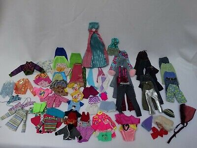 $ CDN12.75 • Buy Vintage Barbie Doll Clothing 72 Pieces For Barbie Krissy + Most Unmarked