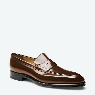 New Bally Men's Brown Scarbono Leather Shoes RRP £685 • 339£