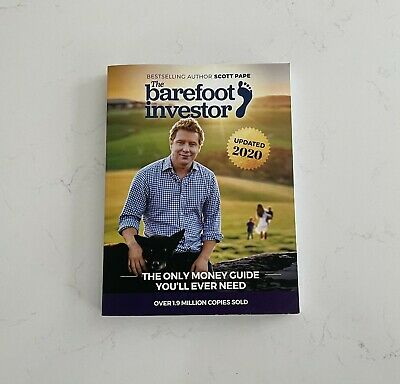AU20 • Buy The Barefoot Investor: The Only Money Guide You'll Ever Need By Scott Pape