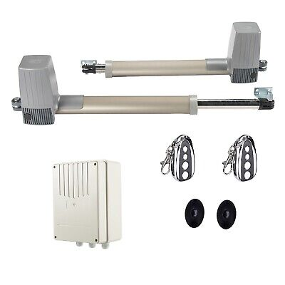 £238 • Buy Electric Swing Gate Opener Operator Double Arms Automatic Door Gate Kit