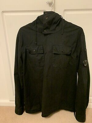 Cp Company Smock Jacket Black Large • 110£