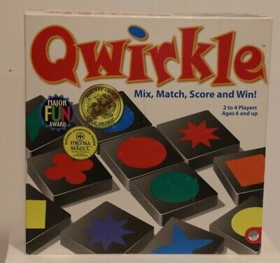 $ CDN12.66 • Buy Qwirkle Game Mindware Complete