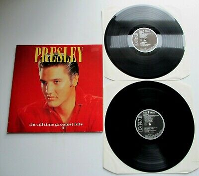 £12.99 • Buy Elvis Presley - The All Time Greatest Hits 1987 German RCA Double LP
