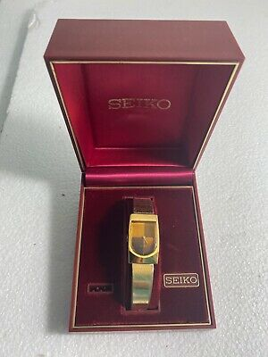 $ CDN25.36 • Buy Seiko Gold Tone Womens Wrist Watch 781080