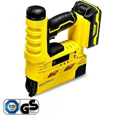 Nailer/Stapler With Charger Battery Included And Carry Case Included 20v  • 120£