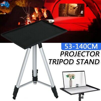 AU40.89 • Buy Aluminum Projector Laptop DV Video Camcorder Tripod Stand Holder With Carry Bag
