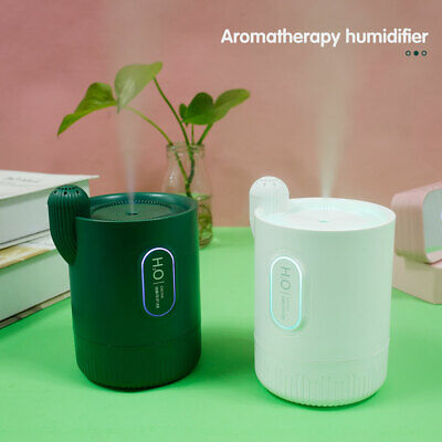 AU29.99 • Buy Air Oil Diffuser USB Rechargeable Humidifier Silent Purifier Travel Car 330ml