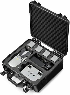 AU110.95 • Buy Carrying Case For DJI Mavic Air 2 Fly More Combo - Drone Quadcopter Accessories